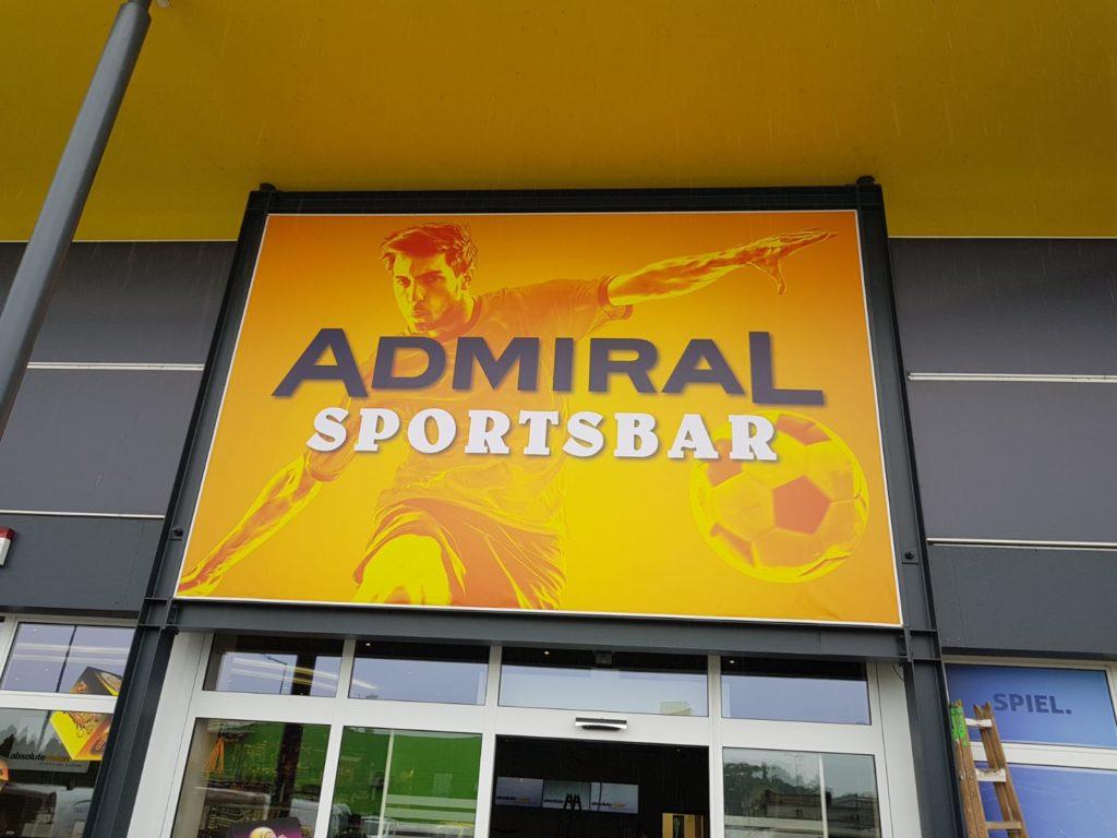 Admiral Sportsbar Oberwart