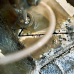 wasserstrahl-schneidemaschine